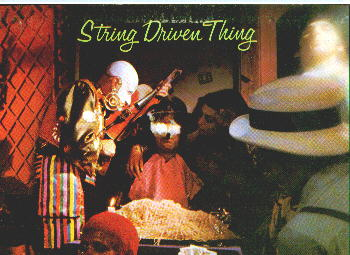 Circus by String Driven Thing
