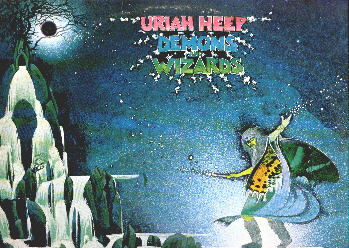 The Wizard by Uriah Heep