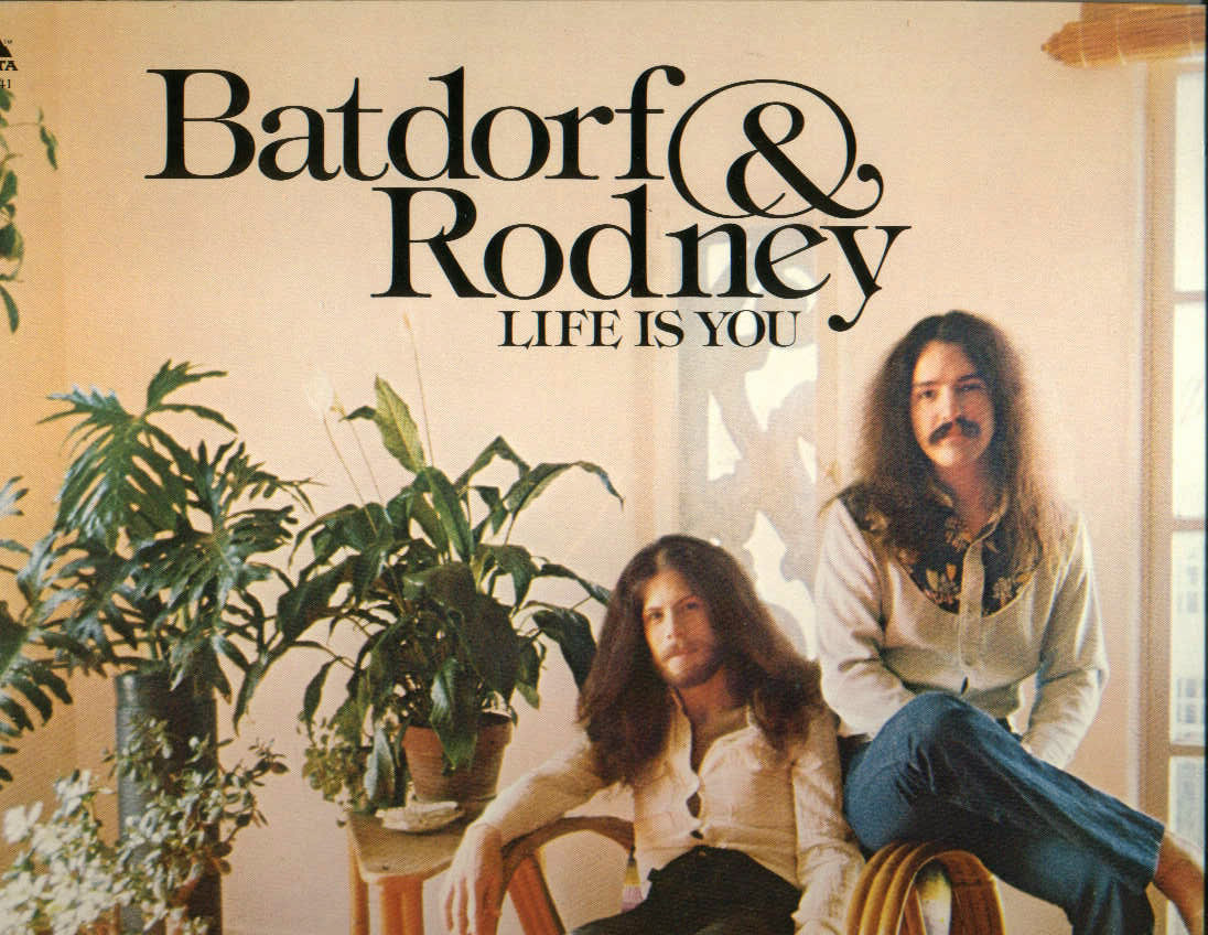 Is It Love by Batdorf and Rodney