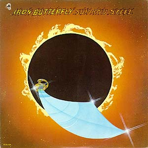Scorching Beauty by Iron Butterfly