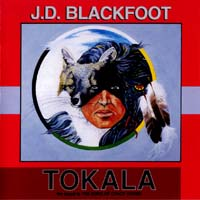 Tokala by J.D. Blackfoot